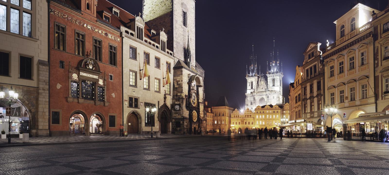 Grand Hotel Praha in Prague